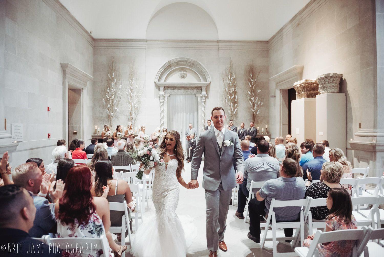 The Most Perfect Wedding At The Dayton Art Institute Ohio Wedding Photography Ohio Wedding Perfect Wedding Wedding Film