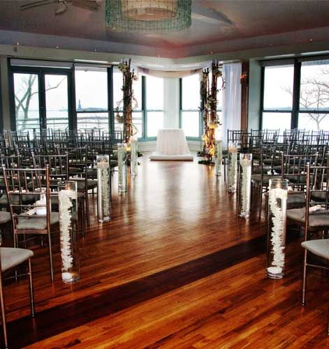 Battery Gardens Ceremony Setup Garden Weddings Ceremony Nyc Wedding City Wedding