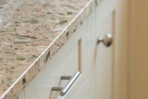Beachy Vetrostone Countertops   Perfect For The Summer Cottage Or Coastal  Escape. Made With Gorgeous