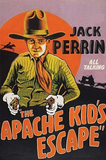 Watch The Apache Kid's Escape Full-Movie Streaming