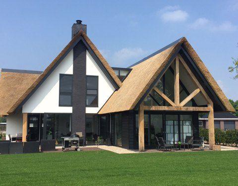 Modern Landelijk Huis : Modern landelijke woning bongers architecten bna house