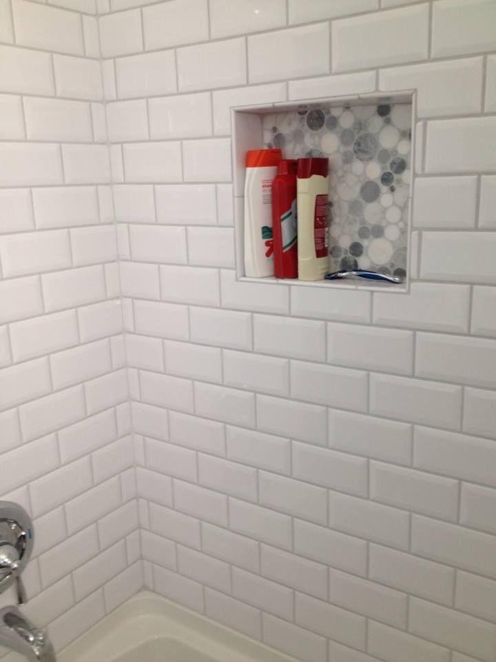 bathtubs with white subway tile Google Search bathroom