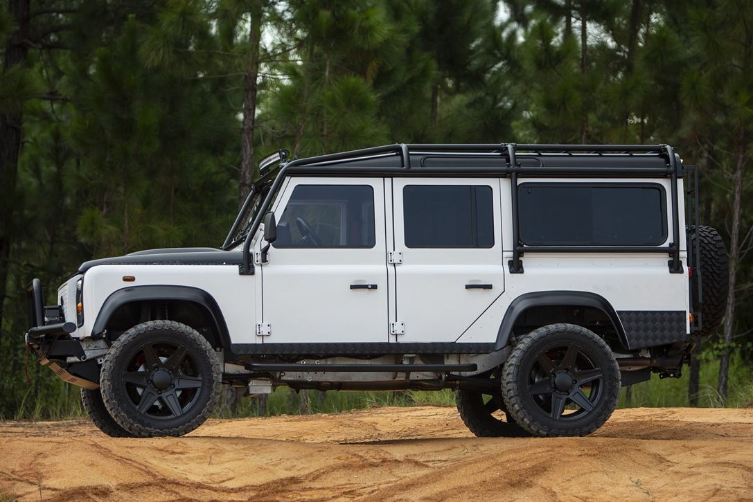 Land Rover Defender 110 Project Savage By Ecd Hiconsumption
