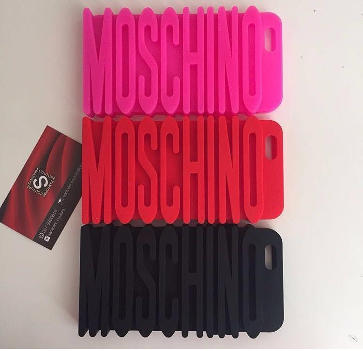 iphone 6 moschino cover
