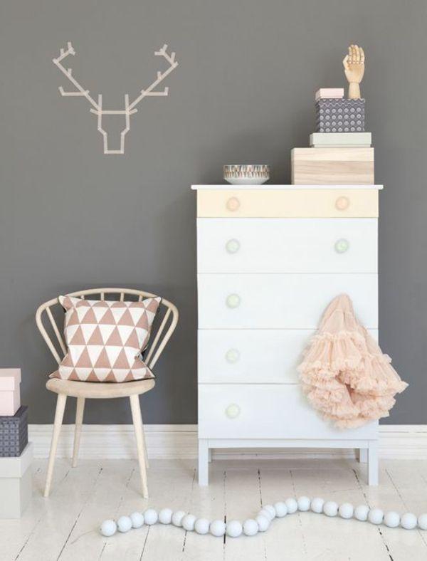 26 id es pour d co chambre ado fille r no room room decor et girl room. Black Bedroom Furniture Sets. Home Design Ideas