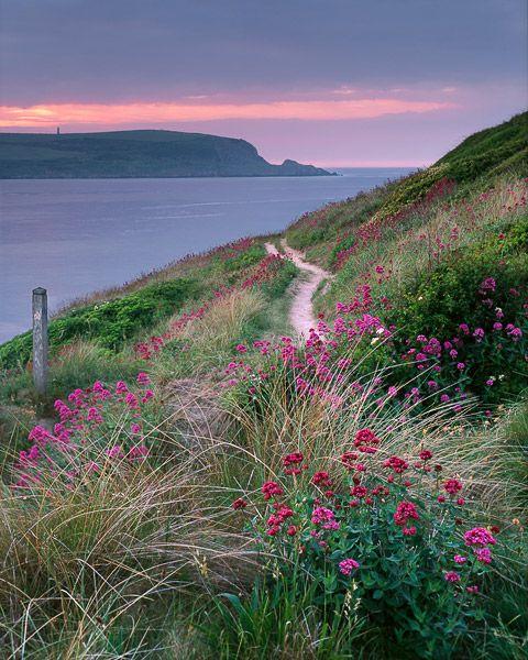 Stepper Point,Cornwall,UK