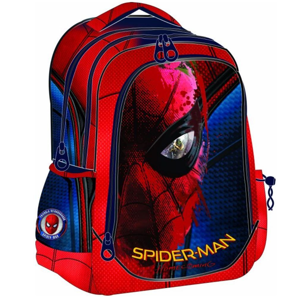 3051c37470 ΤΣΑΝΤΑ ΣΑΚΙΔΙΟ SPIDERMAN HOMECOMING 337-67031 GIM - 5204549103801 Back To  School 2017