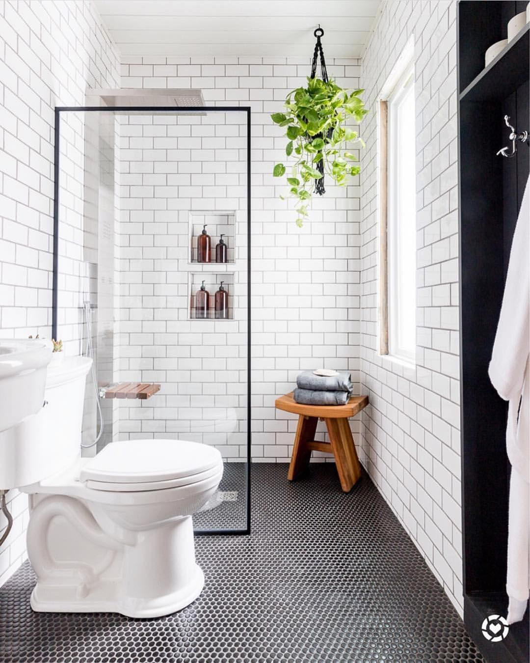 "bathrooms of instagram on instagram ""before  after"
