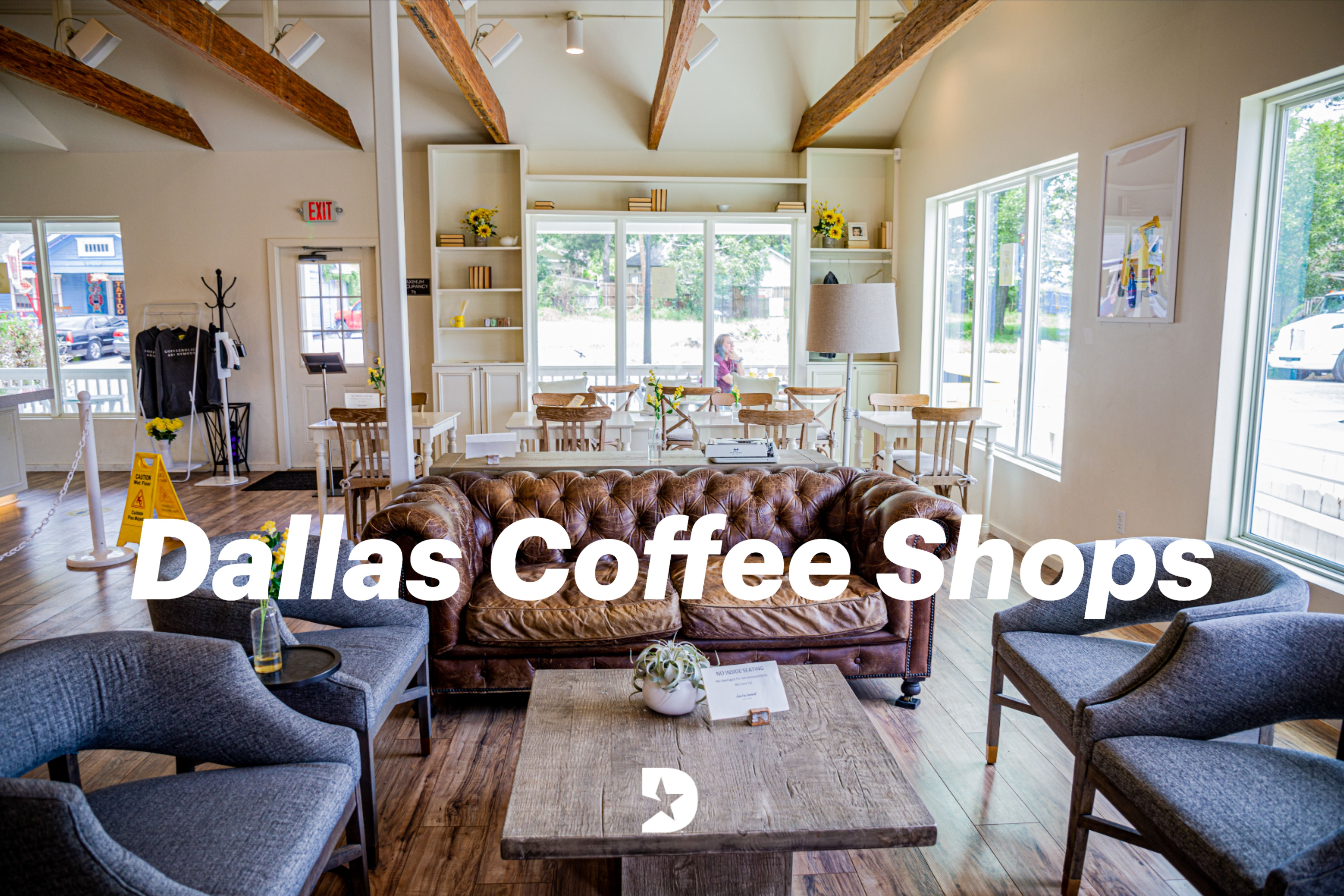 Dallas Coffee Shops For Coffee Snobs Best Coffee Shop Coffee Shop Best Coffee