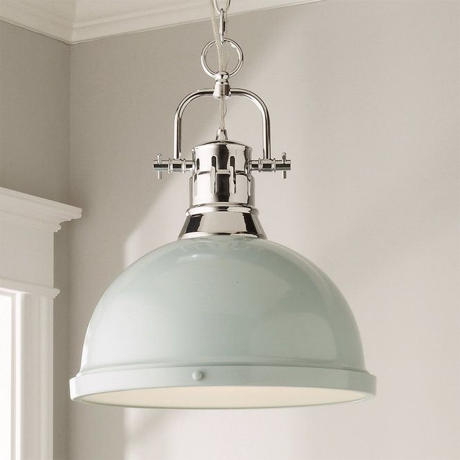 Clic Dome Shade Pendant Light With Chain Large In 2019