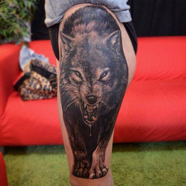90 Wolf Tattoo Designs Cuded Wolf Tattoo Wolf Tattoo Design Lone Wolf Tattoo