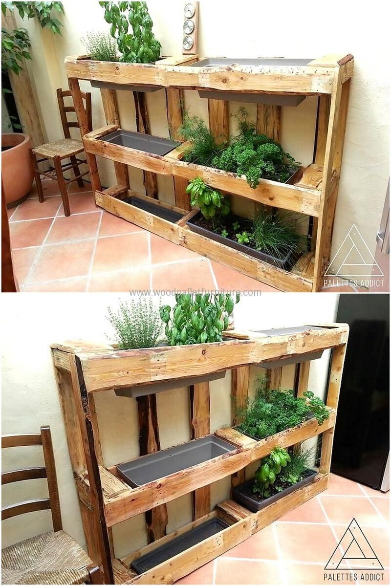 Repurposing Projects Used Pallets Wood