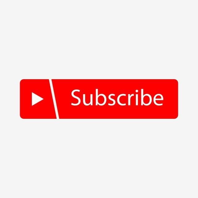 يوتيوب زر الاشتراك الأحمر مع الزوايا المستديرة Png موقع يوتيوب اشترك يوتيوب زر الاشتراك Png والمتجهات للتحميل مجانا First Youtube Video Ideas Youtube Red Youtube Banners