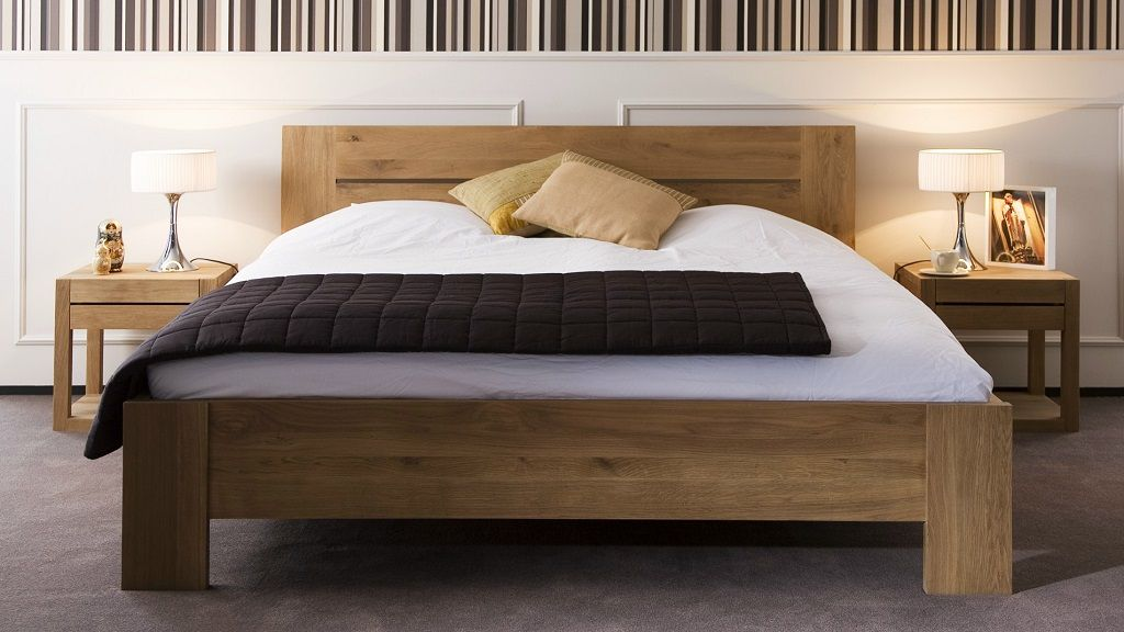 Resultado de imagen para camas modernas de teca Casa Pinterest