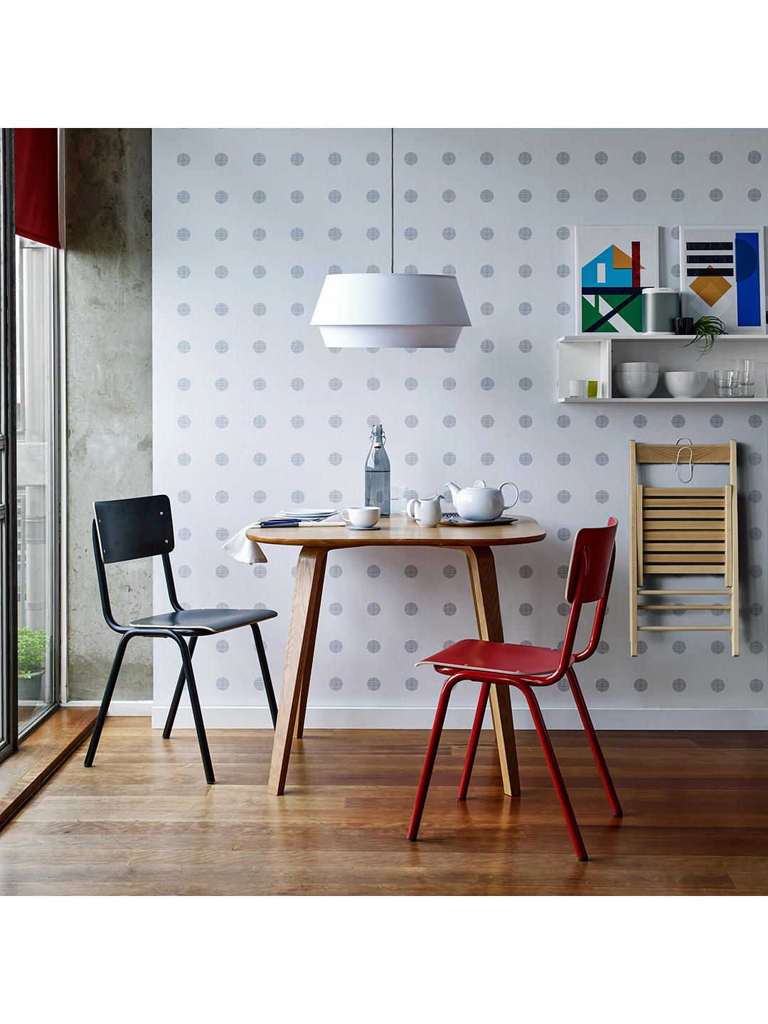 House By John Lewis Anton Dining Table Small Kitchen Inspo