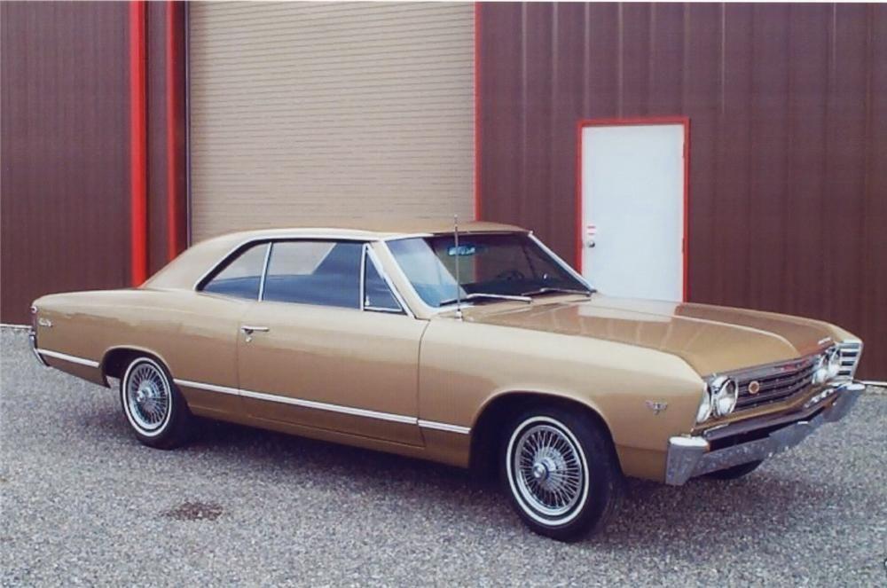 1967 Chevrolet Chevelle Malibu 2 Door Hardtop 65954 Chevrolet Chevelle Malibu Chevrolet Chevelle Chevrolet
