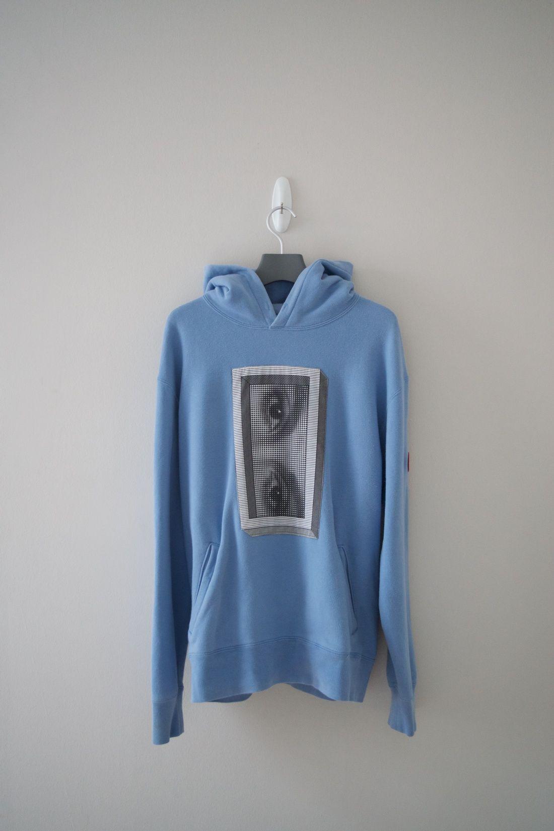 cd07c7000db9 Cav Empt 2014 - Blue Icon Hoodie Size US XL   EU 56   4 Bape