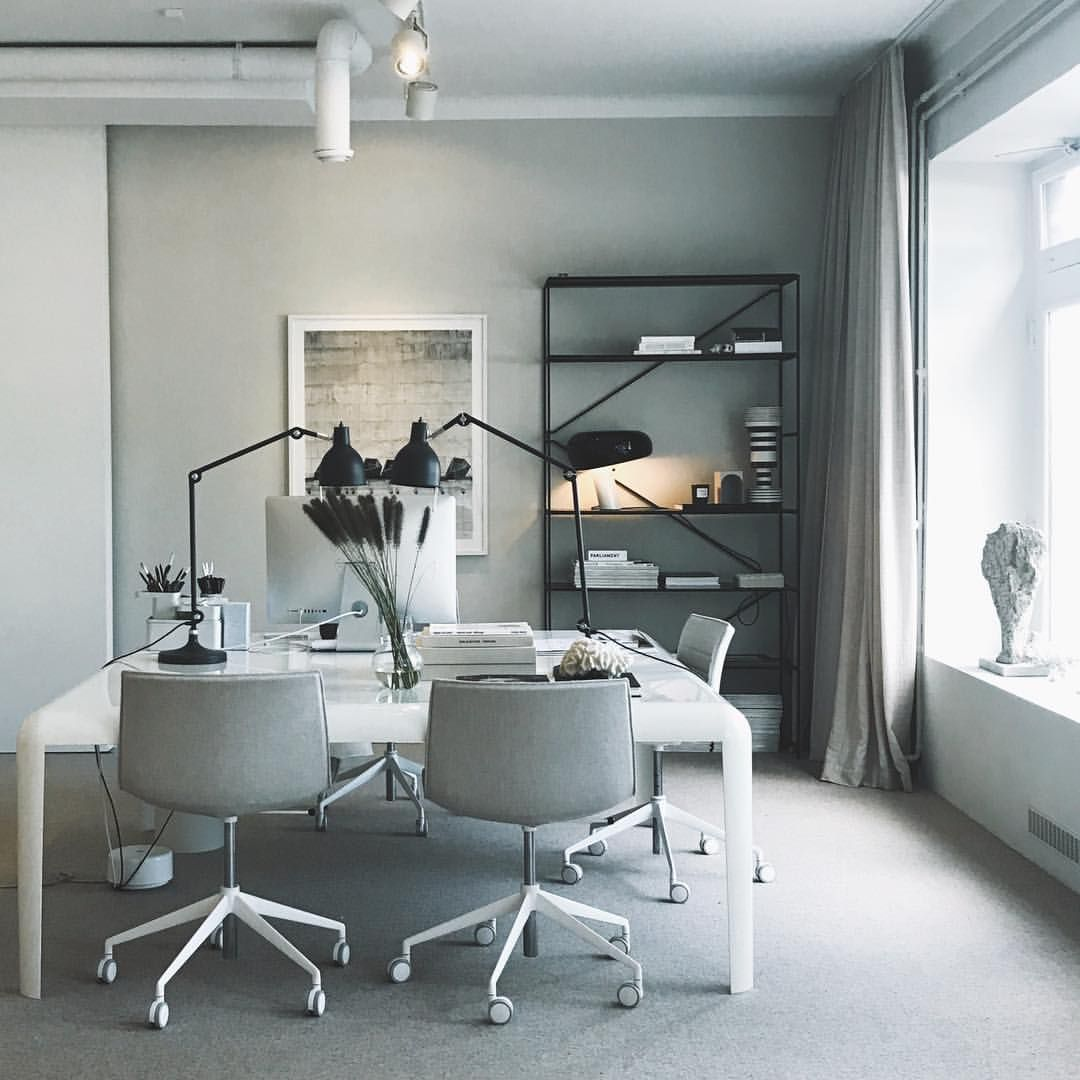 """""""Ivory"""" - KABE Copenhagen  1,226 gilla-markeringar, 16 kommentarer - Lotta Agaton Interiors (@lottaagaton) på Instagram: """"Office tuesday.."""""""
