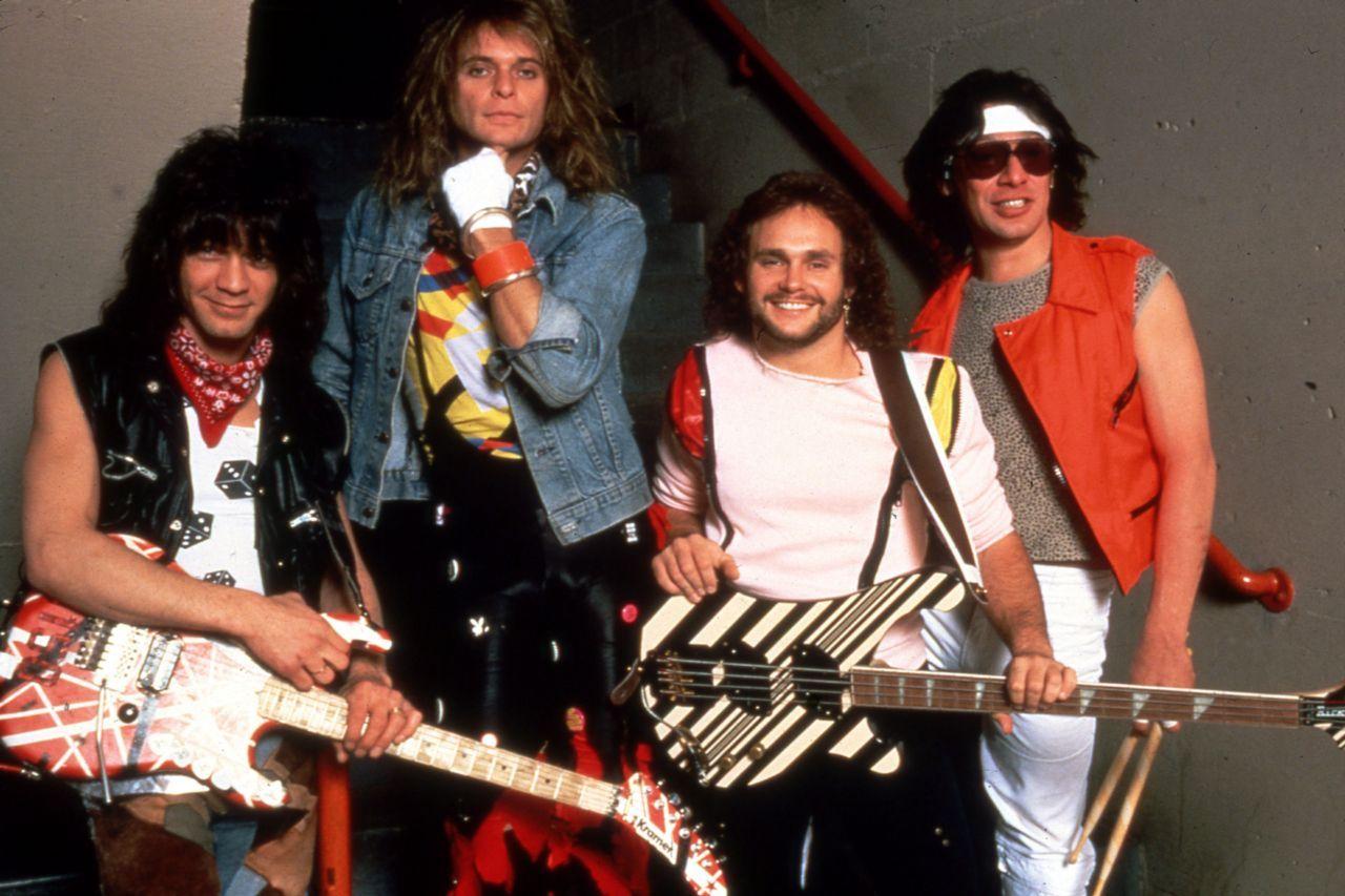 Van Halen Evh Rehearsal Jam 1984 Van Halen Eddie Van Halen Musica