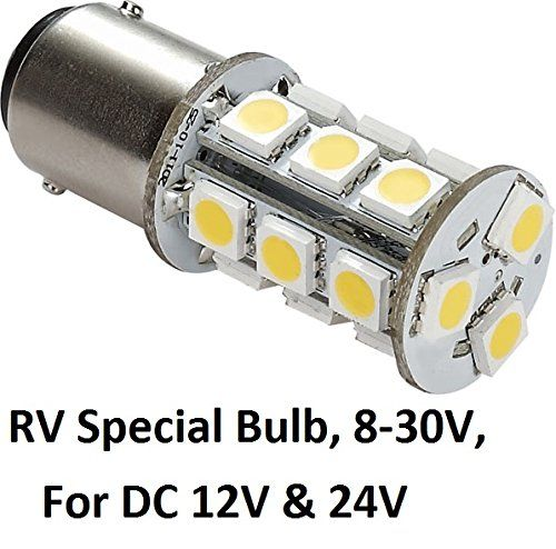 Gold Stars 10760090 Natural White Led Replacement Bulb 1076 Base 200 Lums 12v Or 24v Led Replacement Bulbs Bulb Gold Stars
