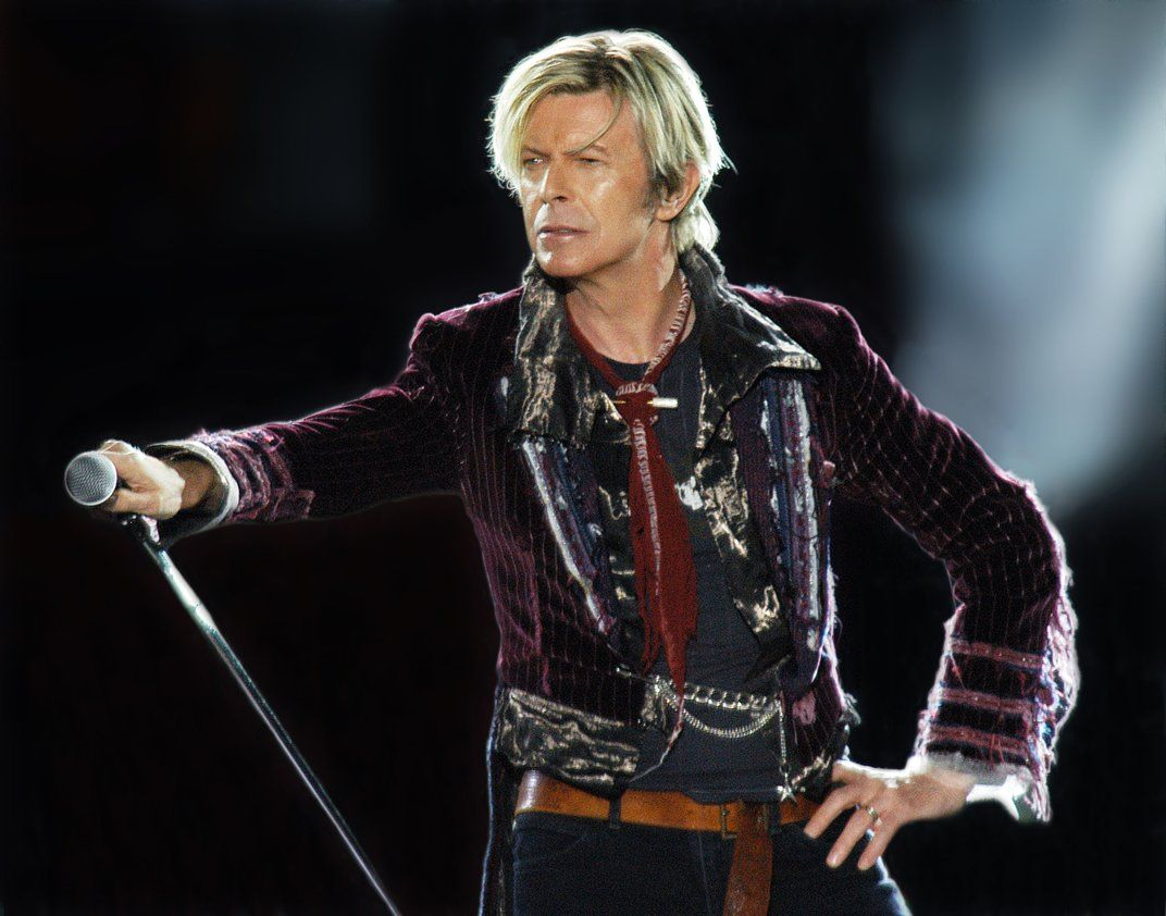 David Bowie Performs In Atlanta, Georgia (May 8, 2004)