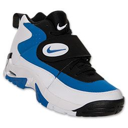 sports shoes 03403 928b0 Men's Nike Air Mission Training Shoes | FinishLine.com | White/True Royal/ Black