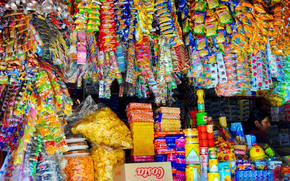 Peruvian Snack Stand – Arequipa, Peru