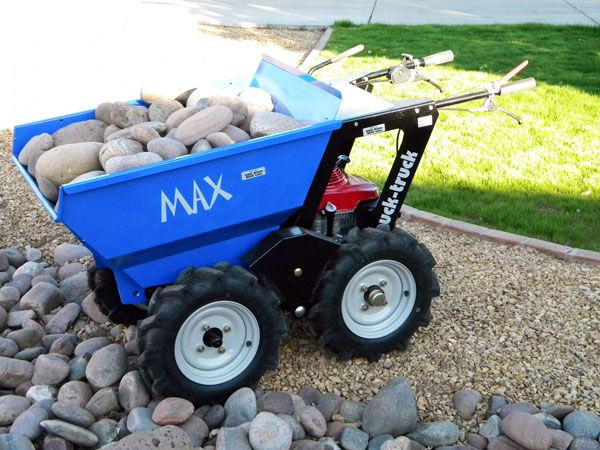10 Tools You Must Use Before You Die Powered Wheelbarrow Wheelbarrow Electric Wheelbarrow