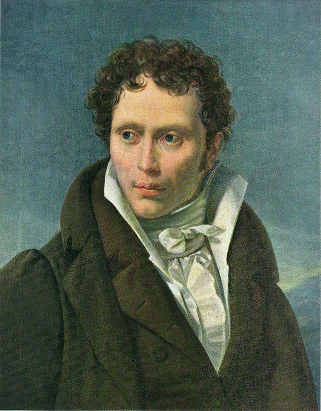 Arthur Schopenhauer (Ludwig Sigismund Ruhl) 1815 – Wikipedia