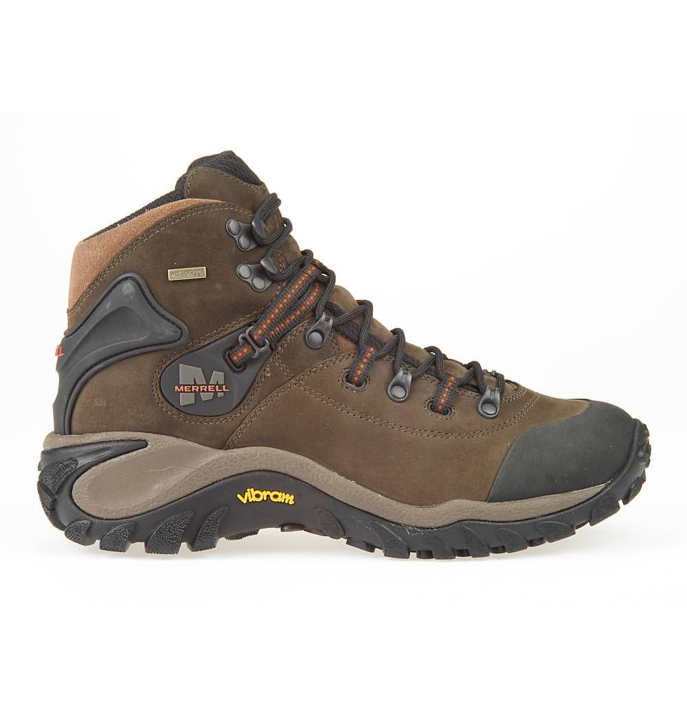 bd8427719f8 Phaser Peak Waterproof Men's Hiking Boot with Vibram Sole Technology ...