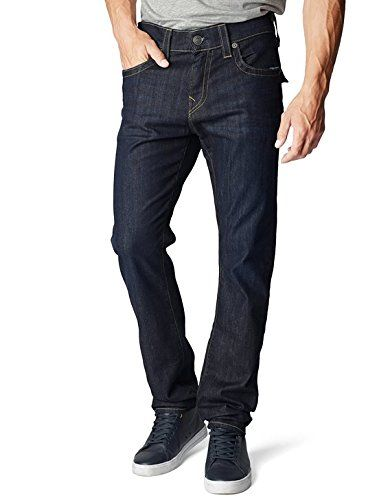 47a7e1dd5 True Religion Men s Geno Relaxed Slim Jean Wanted Man 32 True Religion
