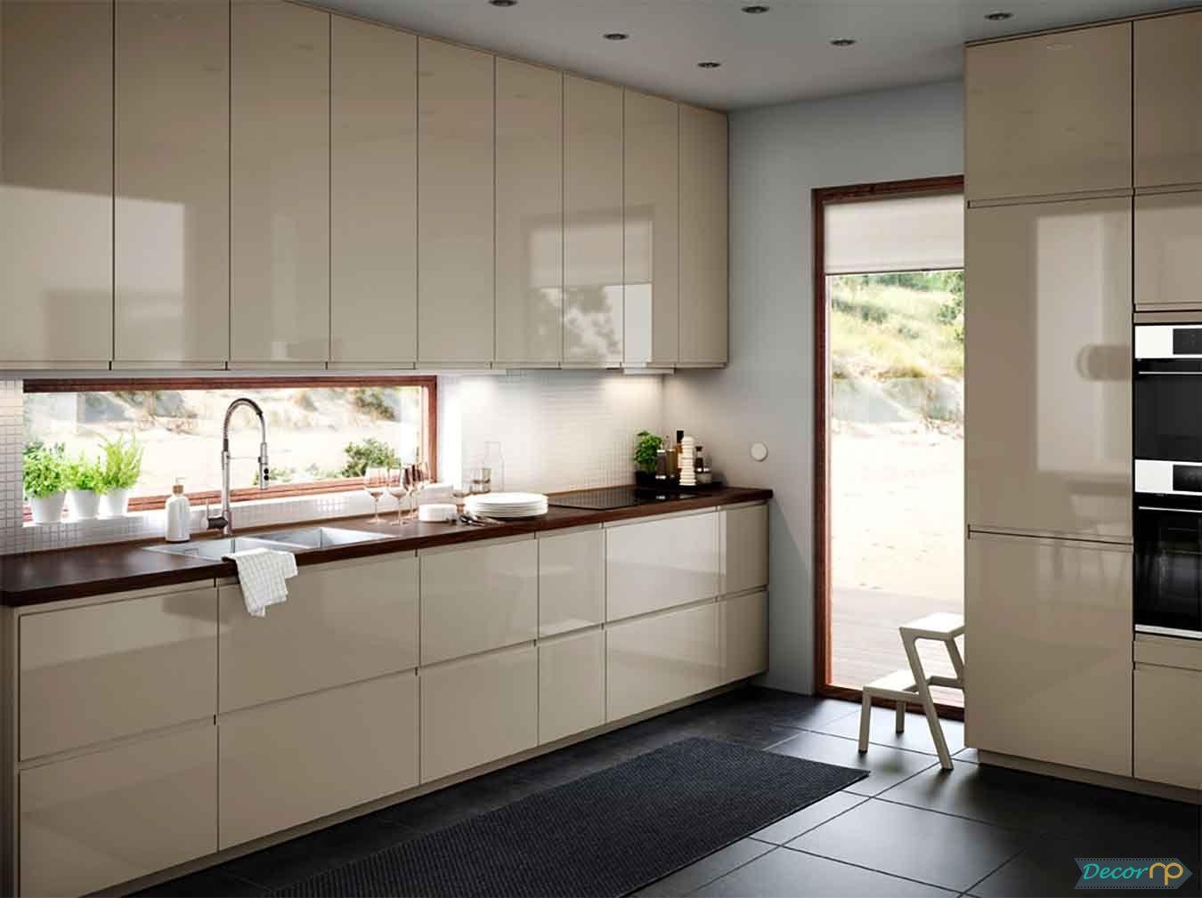 Latest Fashion Kitchen Cabinet Models In 2018 Cozinhas Modernas