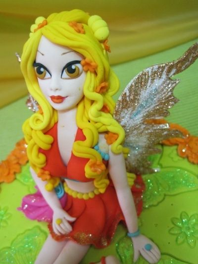 WINX By GaliaHristovaGuGi on CakeCentral.com