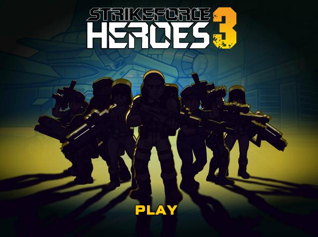 Strike Force Heroes 3 Online Action Games Hero Games Fun Online Games