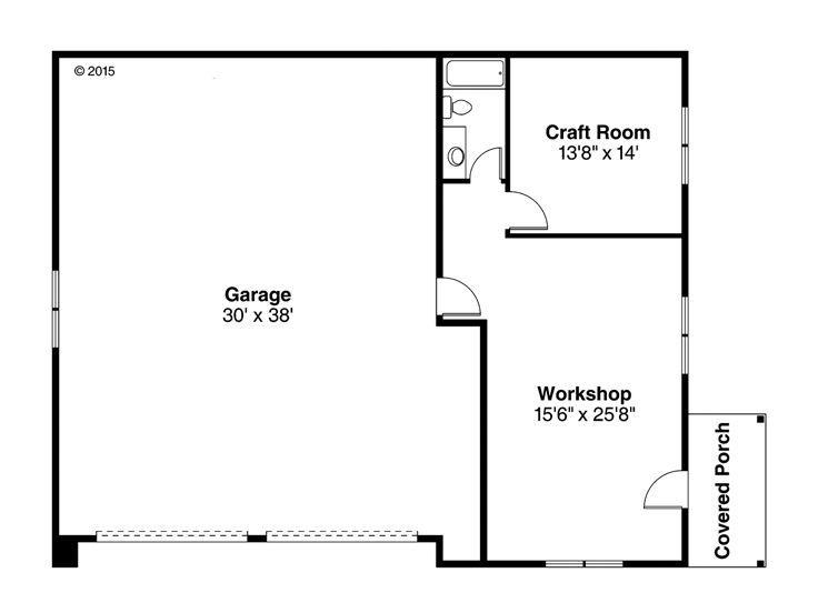 Tandem Garage Plans Garage Plans Detached Garage Plans Garage Plans With Loft