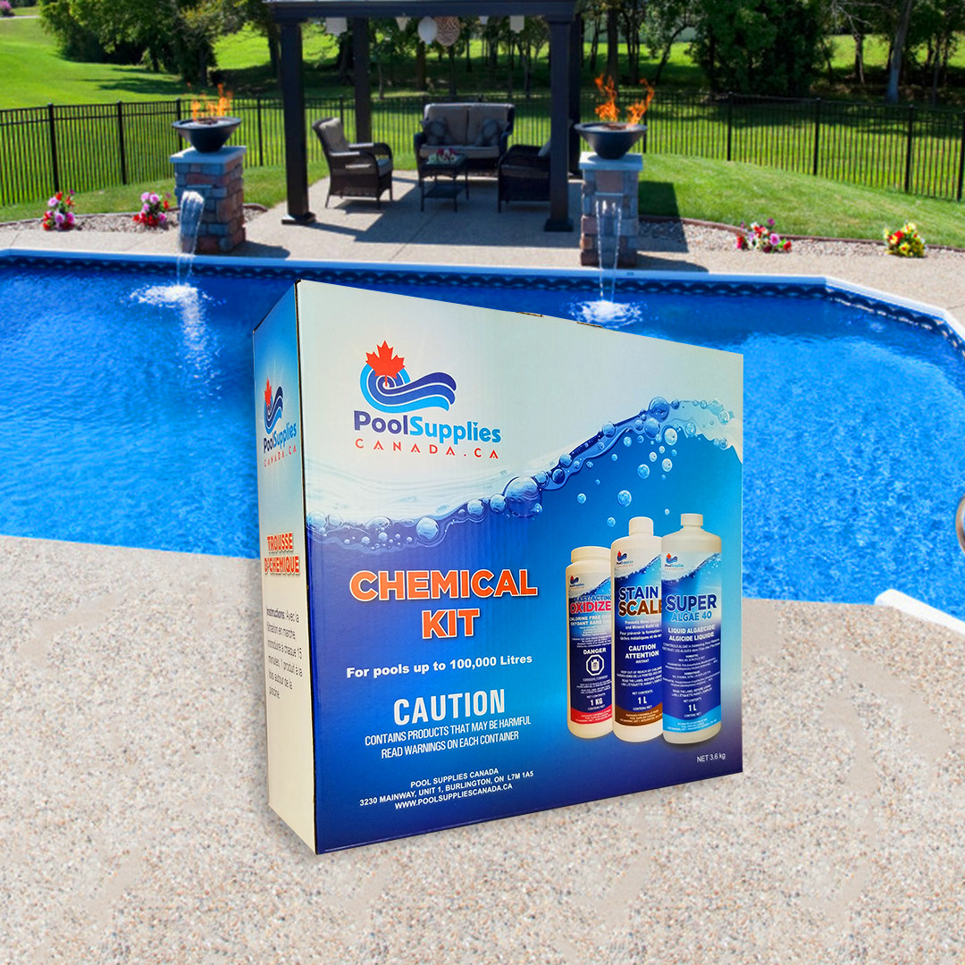 Pool Supplies Canada Is Proud To Present Our Spring Into Summer