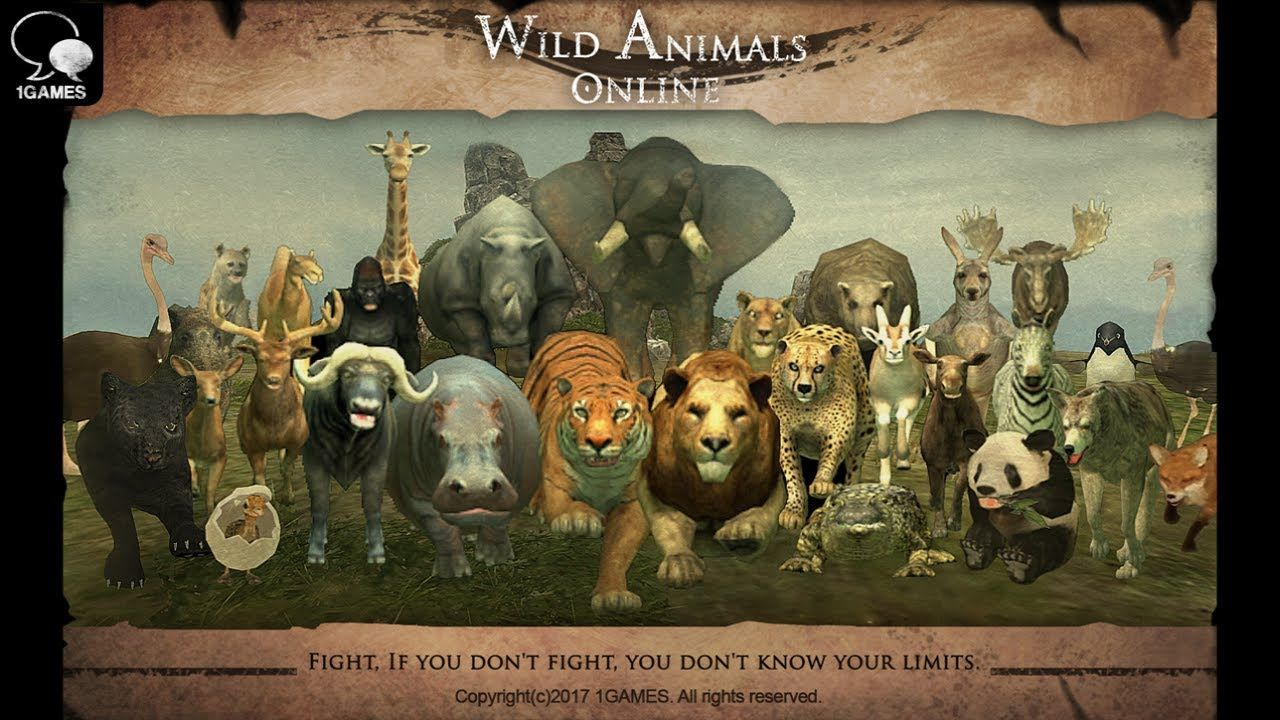 iOS version Wild Animals Online Released_Play Animal