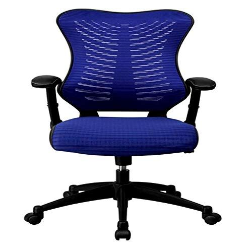 Highest Rated Office Chair With Wheelesh Back Support Blue Comfortale And Desk E Book