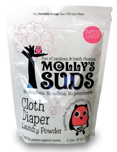 Vegan Cloth Diaper Laundry Powder 2 Lbs 15 Oz Molly S Suds Http