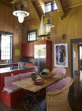 Day Residence Interiors - traditional - kitchen - birmingham - Dungan Nequette Architects