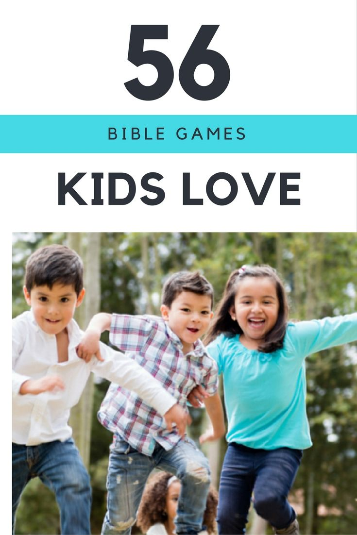 The Ultimate List Of Bible Games To Make Any Lesson A