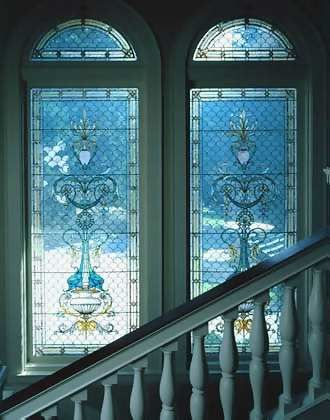 Tiffany Windows, Wheatleigh Hotel