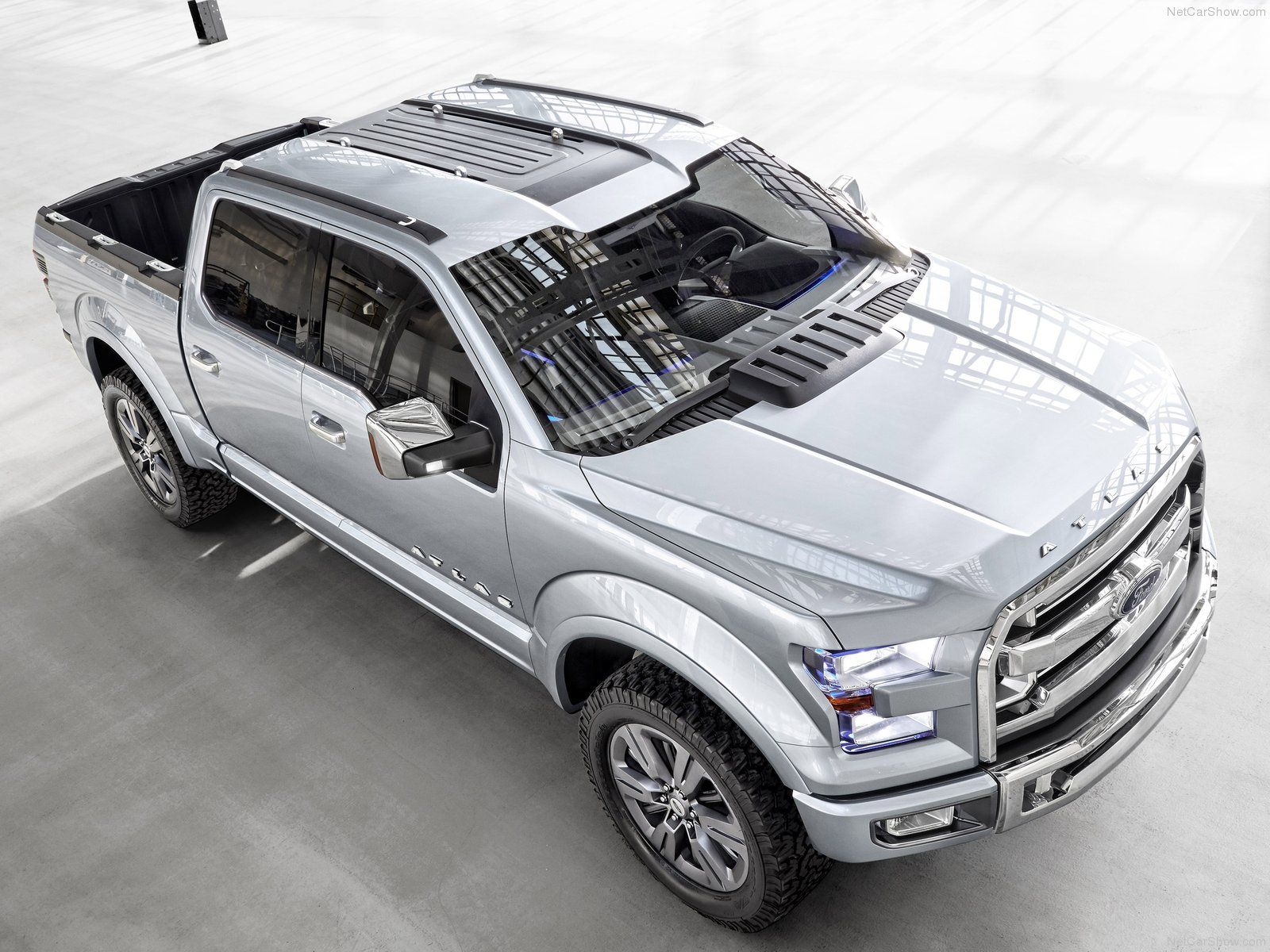 Ford Reportedly Showcasing Military Aluminum At 2015 Ford F 150