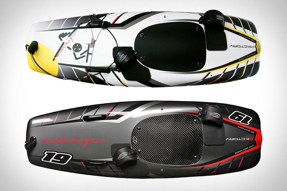 wassersport treiben motor designer surfbrett jetsurf