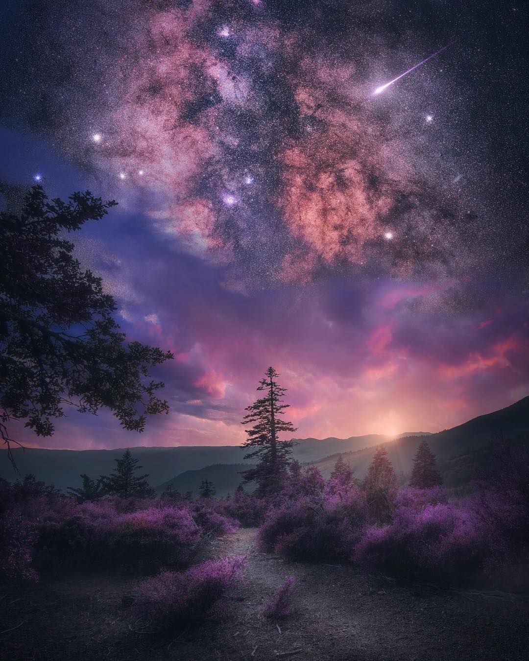 C O N G R A T U L A T I O N S Thelightninja You Own The Night Locatio Night Landscape Beautiful Nature Nature Photos