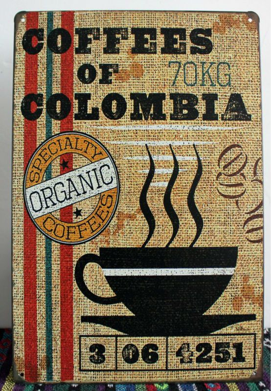Compare Prices On Vintage Coffee Poster Online Shopping Buy Low Price Vintage Coffee Poster At Factory Price Aliex Coffee Poster Vintage Coffee Coffee Sacks