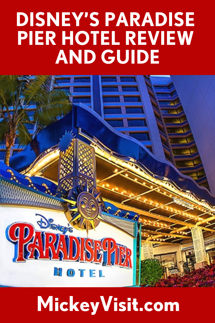 How To Get From Disney Paradise Pier To Disneyland