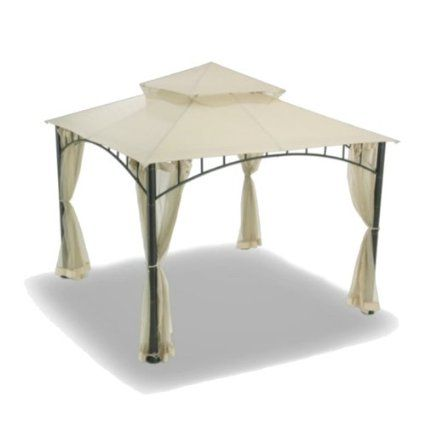 Riplock Fabric Replacement Canopy For Summer Veranda Gazebo