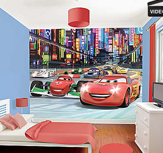 Freemans GBP55 Disney Cars Wallpaper Mural