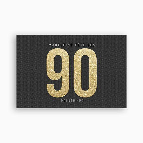 Carte D Anniversaire 80 Ans Avec Lettres De Scrabble
